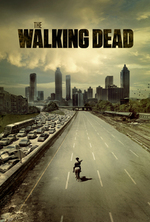 Small the walking dead poster 01